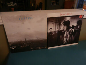 Vinyl Record/LP's Deacon Blue Alternative Rock UK Pressings Lot2
