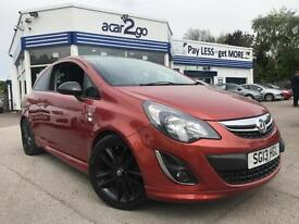 2013 Vauxhall CORSA LIMITED EDITION Manual Hatchback