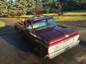 1961 Mercury Truck For Sale