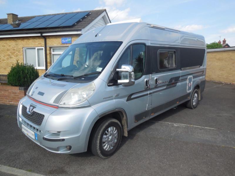Autocruise Tempo 2 Berth Camper Van