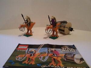 Lego star wars 7115 Gungan Patrol