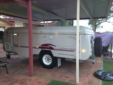2006 Coromal Caravan Off Road PS421 Pioneer Sihoulette Campervan Rathmines Lake Macquarie Area Preview