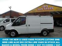 VAN SWB LOW ROOF 6 SPEED FLAT ROOF MORE AT WWW.JSVANS.