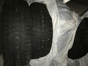 4 Winter Tires- 215/65R16