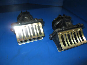 SKIDOO 700/800 CARBURATOR INTAKE BOOTS WITH REEDS NEW 2001-03 Prince George British Columbia image 2