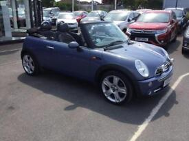 2004 04 MINI COOPER CHILLI CONVETIBLE FINANCE AVAILABLE