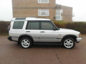 Land Rover Discovery 2.5Td5 ( 7st ) auto 2004MY Landmark