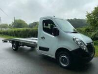 2016 Vauxhall Movano CDTi 3500 BiTurbo ecoFLEX RECOVERY TRUCK Diesel Manual