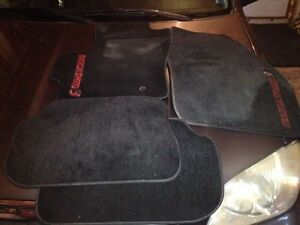 2007-2009 Mazdaspeed 3 Genuine OEM Floor Mats