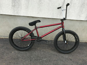 Garret Reynolds Custom Bmx