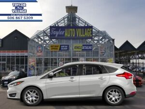 2015 Ford Focus SE Hatch  Back Up Camera,Alloy Wheels,Air,Heated
