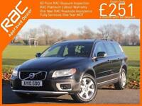 2010 Volvo XC70 2.4 D5 Turbo Diesel 205 BHP SE LUX AWD 4x4 4WD Geartronic 6 Spee