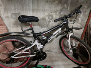 Womens mountain bike full suspension PRICE DROP