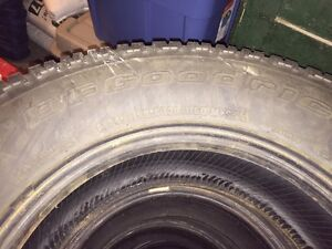 BF Goodrich LT245/75R16,  Altimax  LT245/75R16 Winter Tires