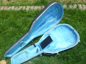 vintage OVATION hardshell guitar case