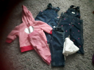 0-12month girl clothes.