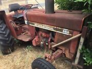 Tractor International 484 Complete TURNS OVER / WORKING Como South Perth Area Preview
