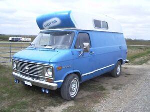 1972 Chevrolet G20 Van Other