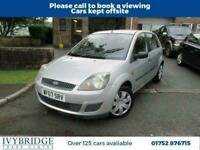 2007 07 FORD FIESTA 1.4 STYLE 16V 5D 80 BHP
