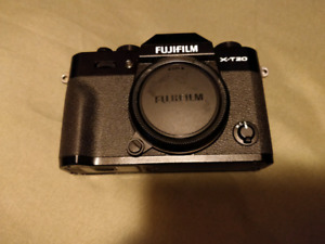 Fujifilm x-t20 Body for sale