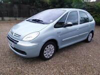 Citroen Xsara Picasso 1.8i 16v 2003MY Exclusive