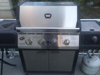 Stainless BBQ Needs Grill