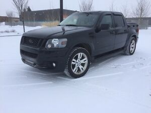 2010 Ford Sport Trac Adrenalin! One of a kind AWD