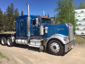 2006 KENWORTH W900 with CAT 550 HP