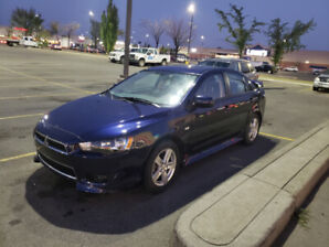 2013 LOW KM Lancer - Great Condition! - Drive away today!