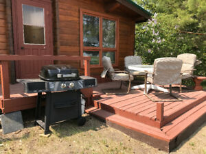 Beautiful cedar cottage for rent in Buena Vista on Last Mountain