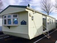 RED CROSS SALE - Double Glazed & Heated Static Caravan in Clacton Essex