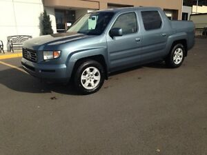 2007 Honda Ridgeline Fully Loaded Single Owner