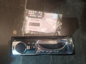 Car radio, MP3, CD