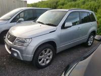 2010 Suzuki Grand Vitara MANUAL PETROL PX TO CLEAR