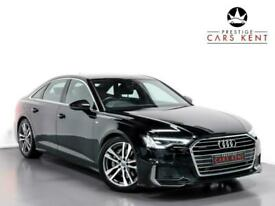 2018 Audi A6 50 TDI Quattro S Line 4dr Tip Auto Saloon Diesel Automatic