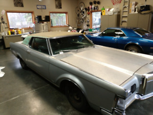 1969 Lincoln Continental mk3 385 HP 500FT pounds