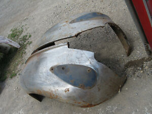 A pair of Western 1946 Chevrolet truck front fenders, sell/trade