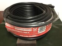 ARMOURED ELECTRIC CABLE £15