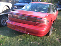 1997 intrepid trade for car tow dolly  of same value as is