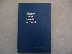 """""""History of Brant County""""  1967"""