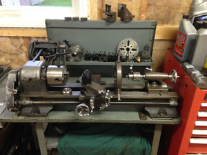Atlas 6-18 Metal Lathe