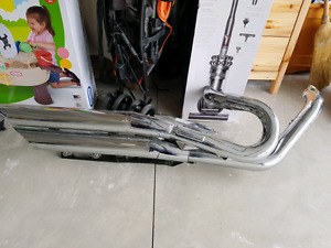 M109R OEM exhaust best offer