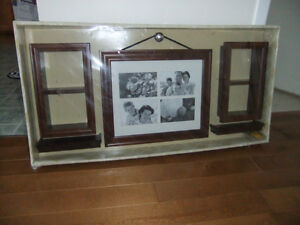 Picture frame and tablets-New in box