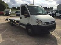 Iveco Daily S Class 2.3TD 35S11 MWB semi auto recovery truck 2011 61 reg
