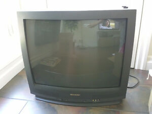 PRICE DROP - Sharp 33 inch CRT TV with Remote