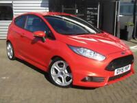 2015 FORD FIESTA 1.6 EcoBoost ST-3 3dr