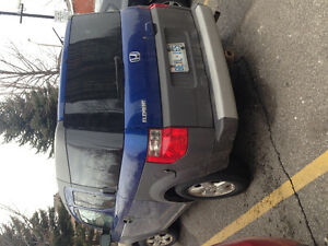 2004 Honda Element N/A SUV, Crossover