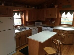 MUST SELL! GORGEOUS DECOSTE CUSTOM KITCHEN CABINETS