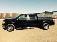 2009 Ford F-150 LARIAT SuperCrew with Long Box