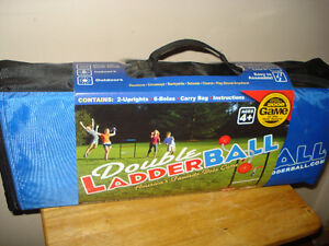New Double Ladder Ball Game Windsor Region Ontario image 1